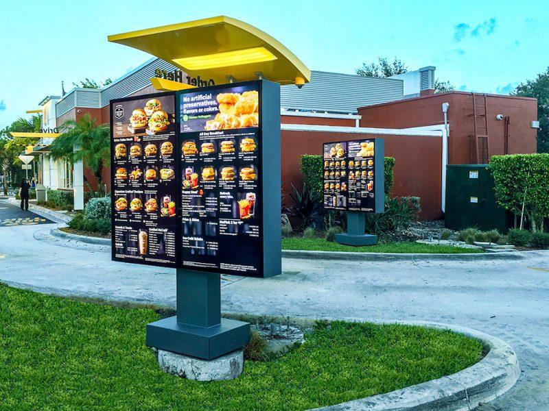 McDonalds ODMB