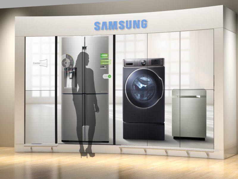 Samsung- Center Stage